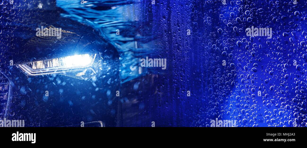 Car Wash Background High Resolution Stock Photography And Images Alamy