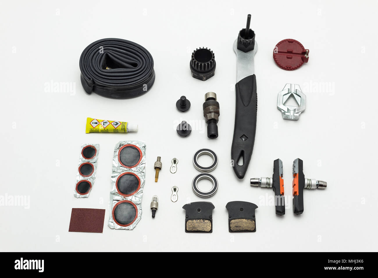 Bicycle Tube Stock Photos Bicycle Tube Stock Images Alamy
