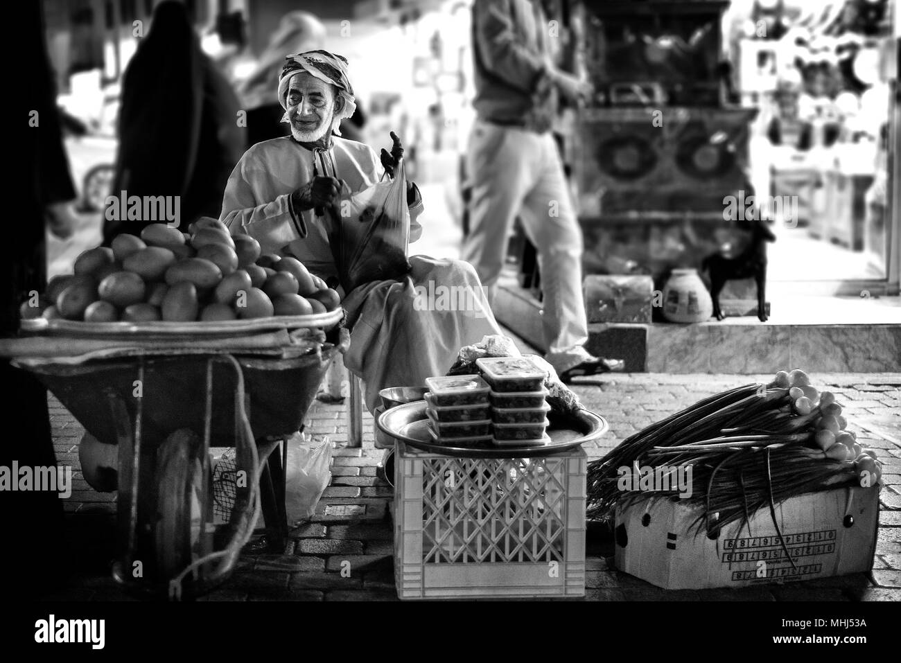 street shop-kipper - Stock Image