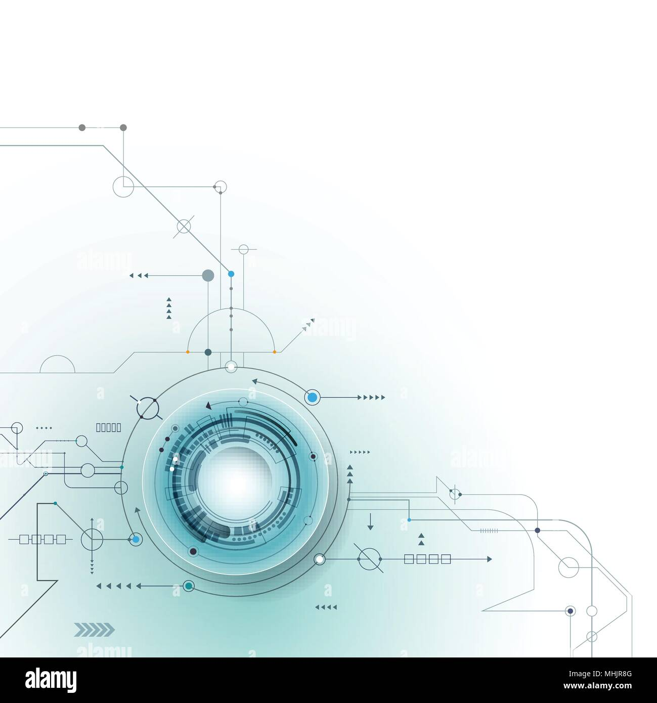 Circuit Diagram Vector Wiring Library