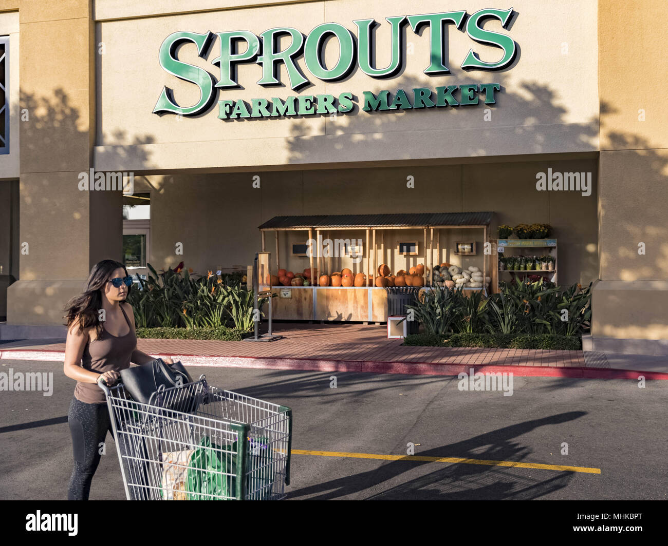 Shopping Mall Phoenix Arizona Usa Stock Photos & Shopping