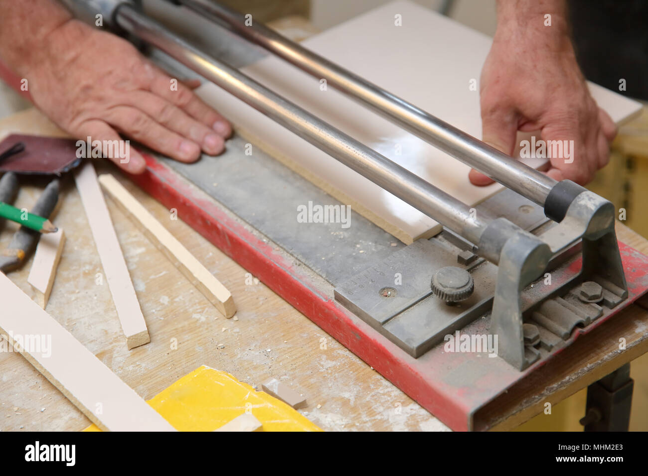 When Laying Ceramic Tiles You Must Also Be Able To Use Electrical
