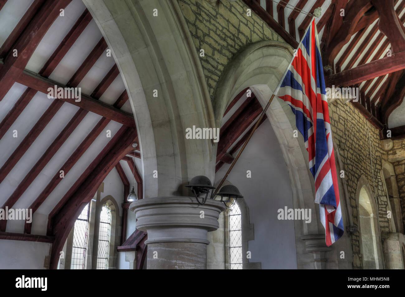 British Memorial - Stock Image