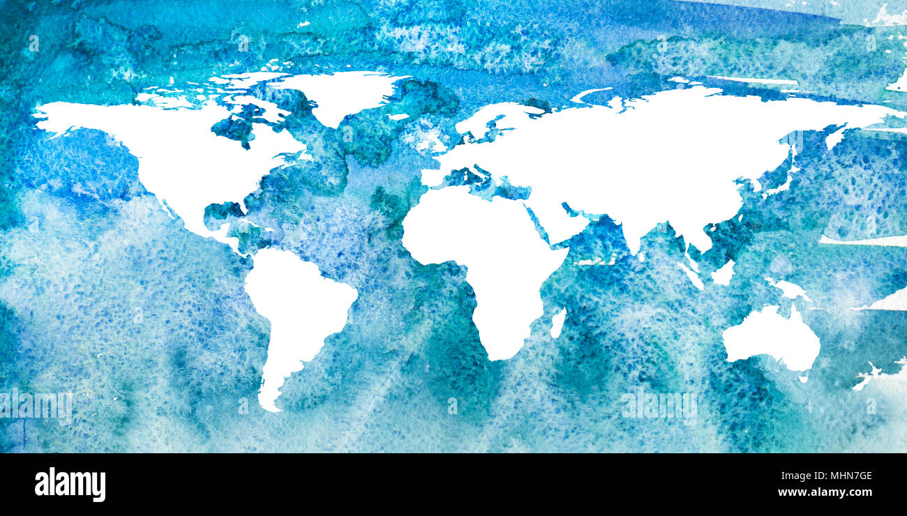 Arctic Ocean Map Stock Photos & Arctic Ocean Map Stock Images - Alamy