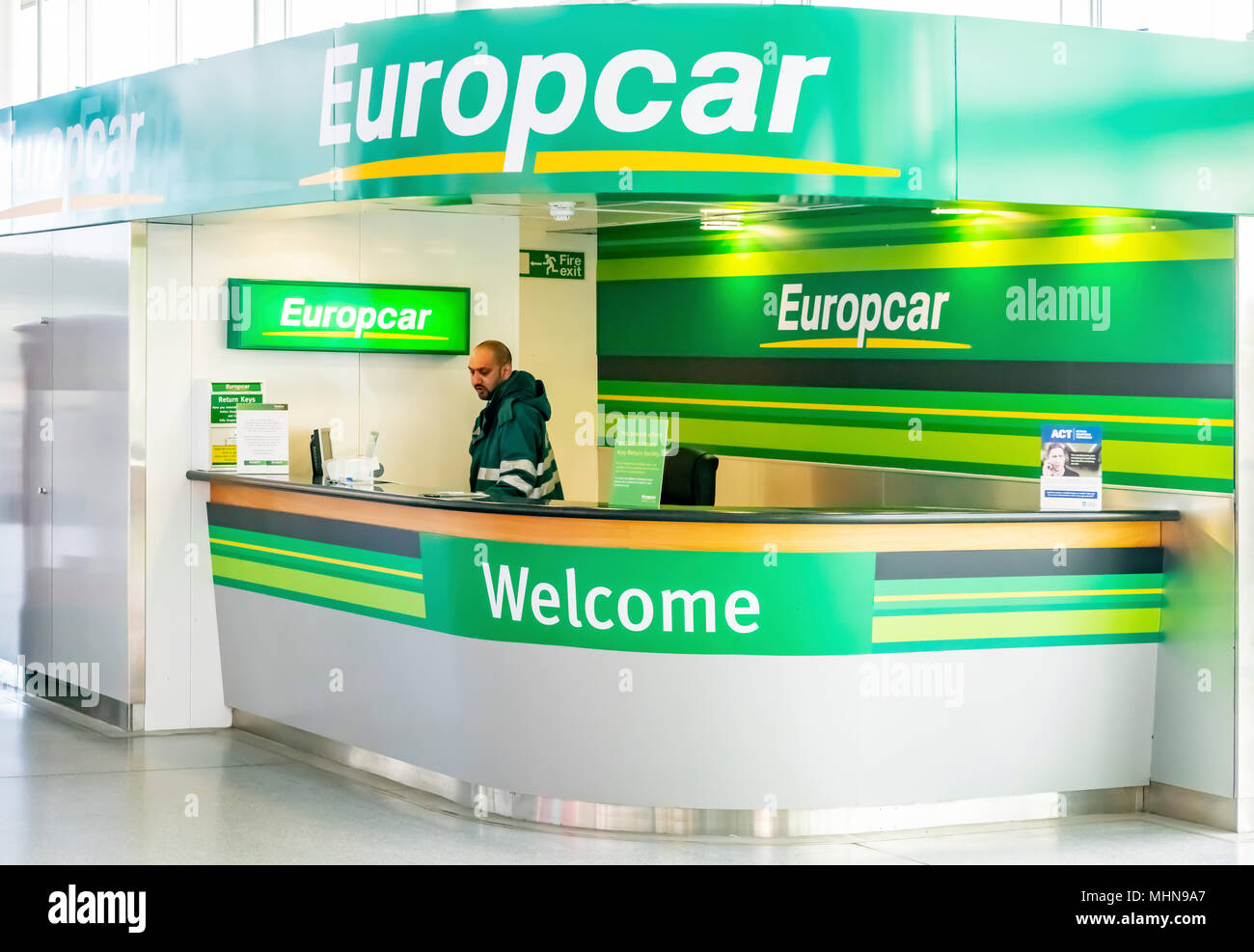 Car Hire Menorca Airport Europcar