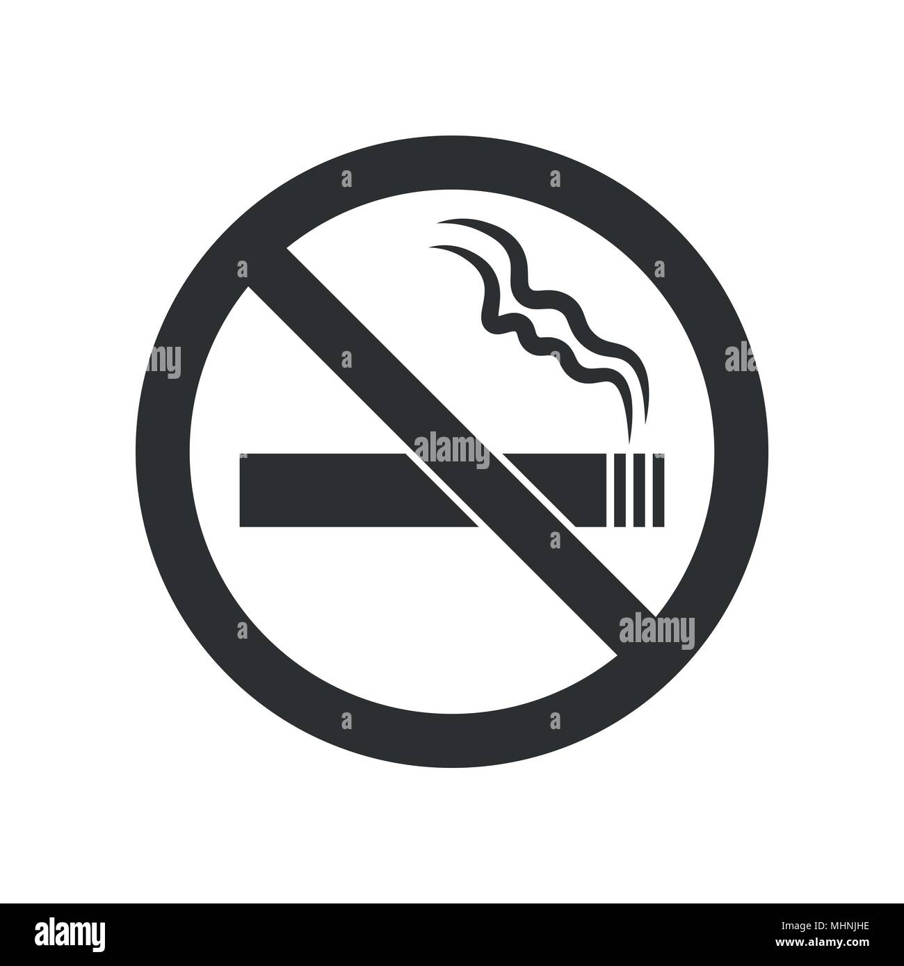 WebNo smoking sign. No smoke icon. Stop smoking symbol. Vector illustration. Icon for public places. - Stock Vector