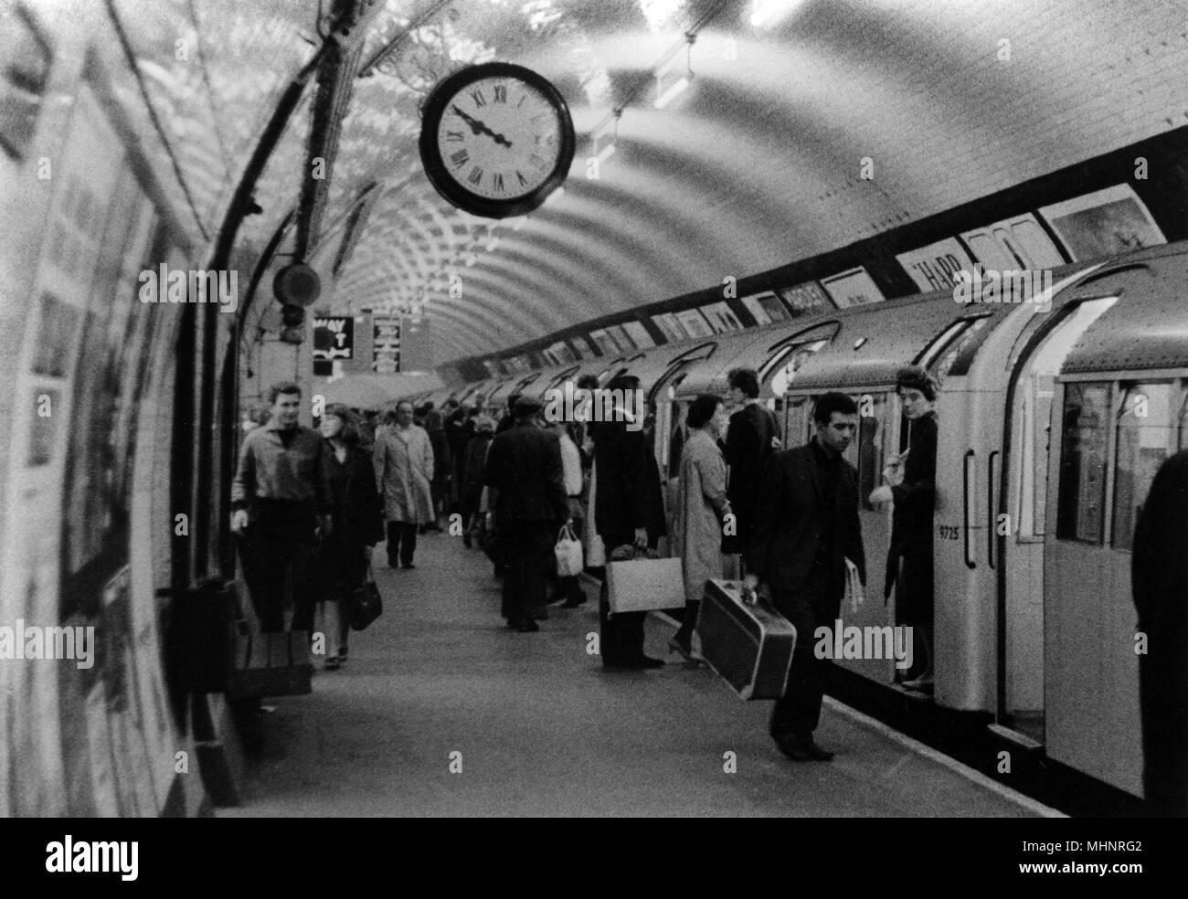 Lontoo underground dating