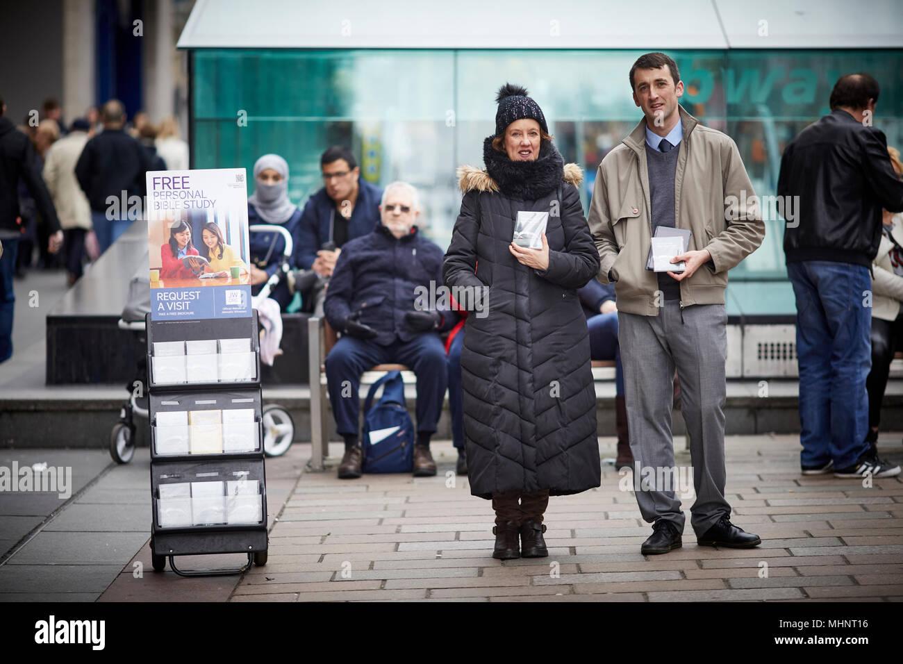 Glasgow In Scotland Jehovah Witness