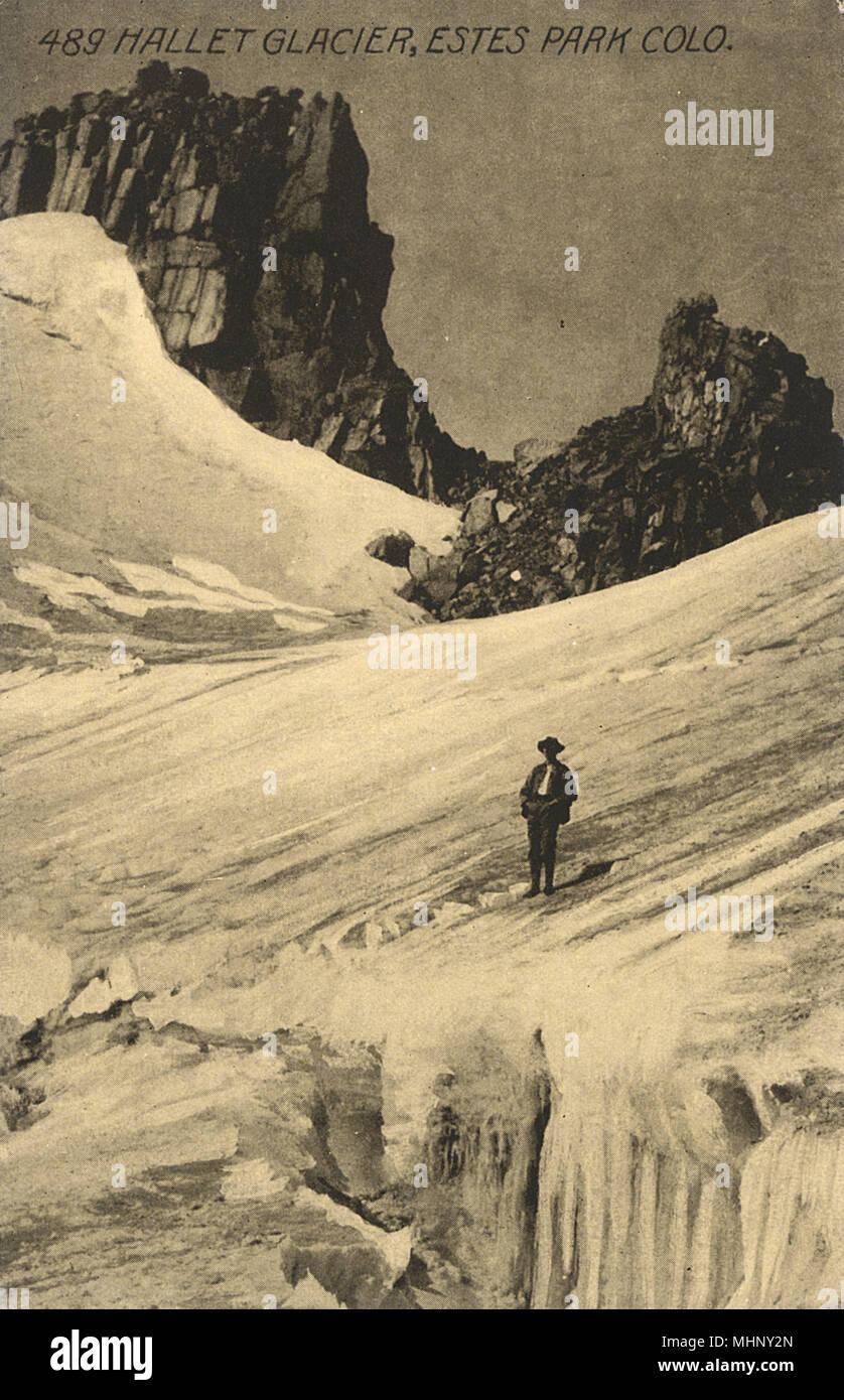 Albert Bierstadt : Estes Park, Colorado, Whytes Lake.