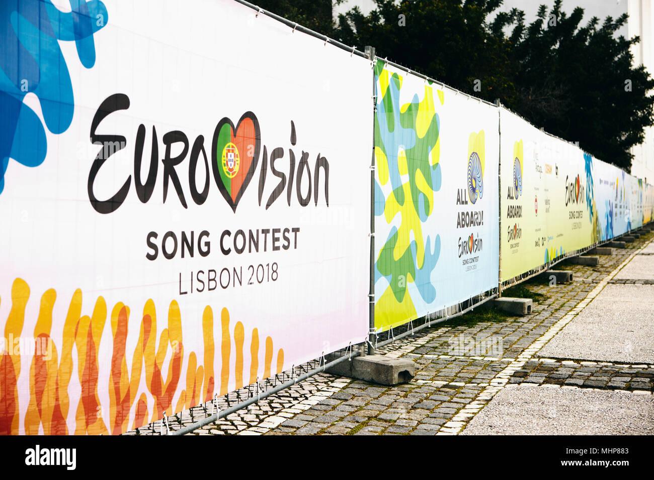 Eurovision Song Contest Stock Photos & Eurovision Song