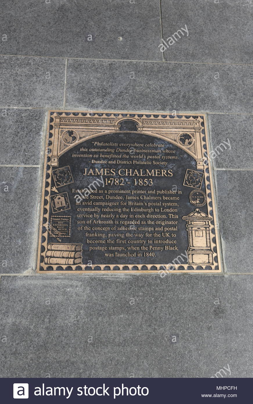 james chalmers plain truth