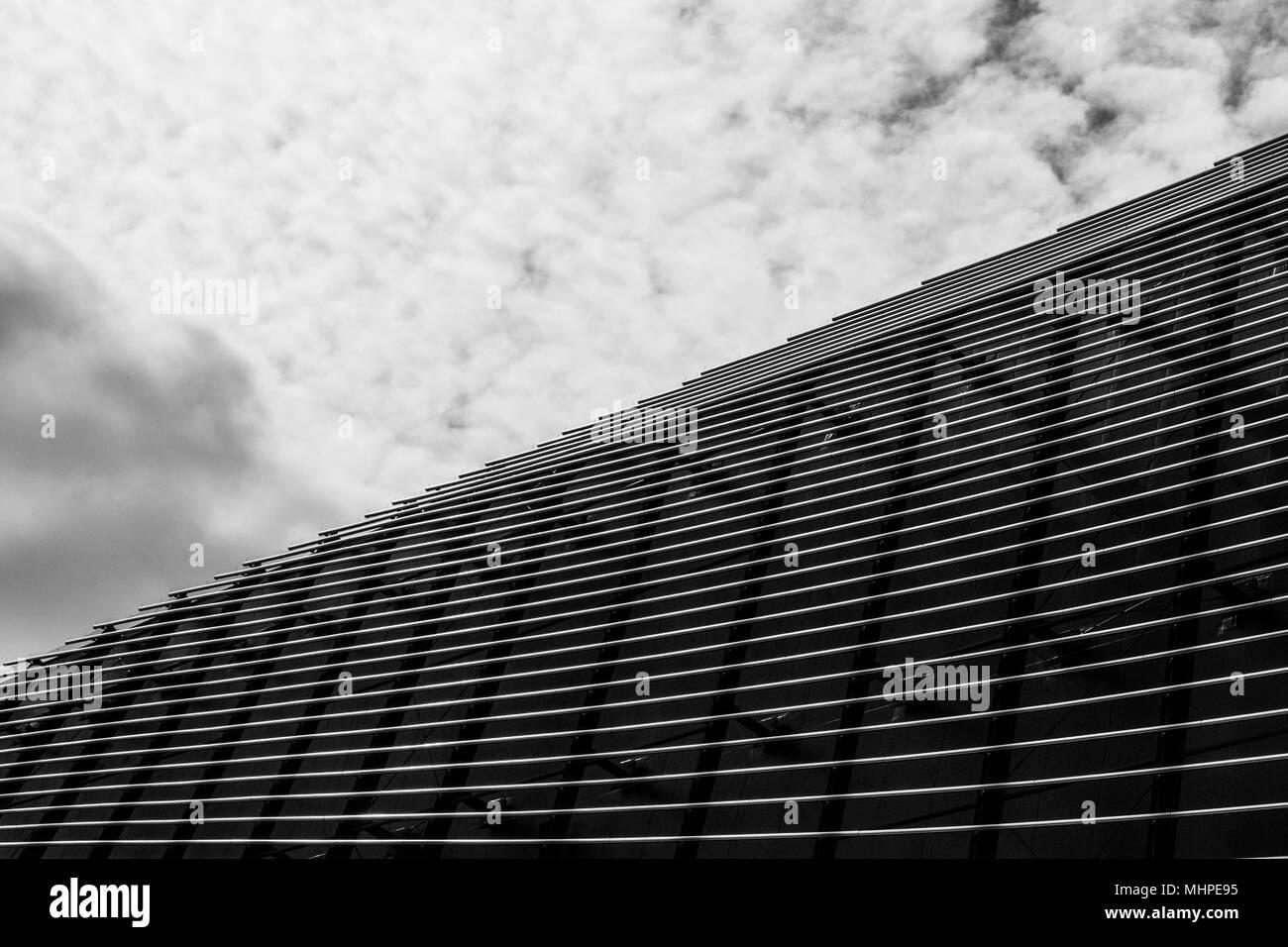 West Quay Shopping centre - Southampton UK - Stock Image