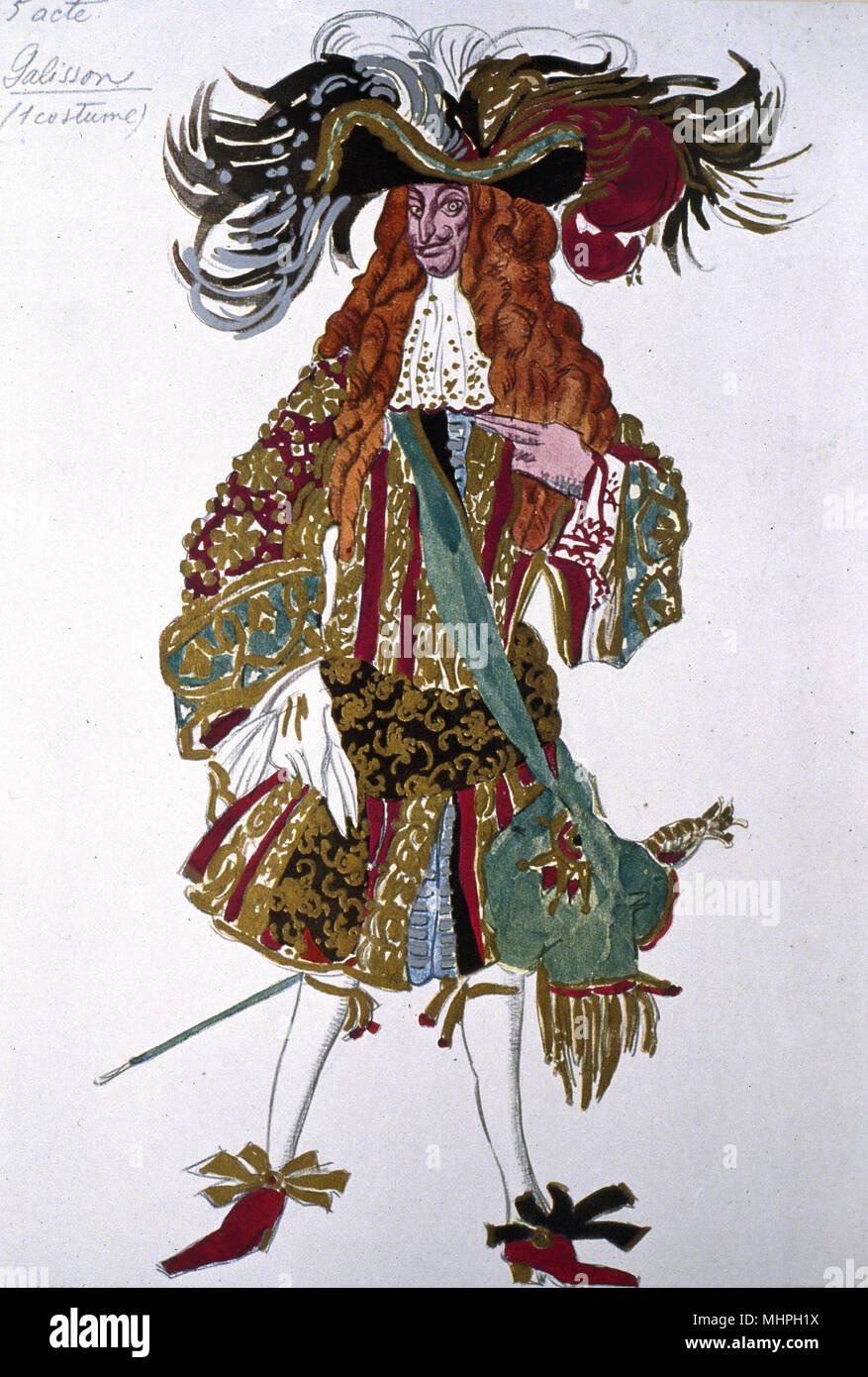 Louis Xiv Ballet High Resolution Stock Photography And Images Alamy