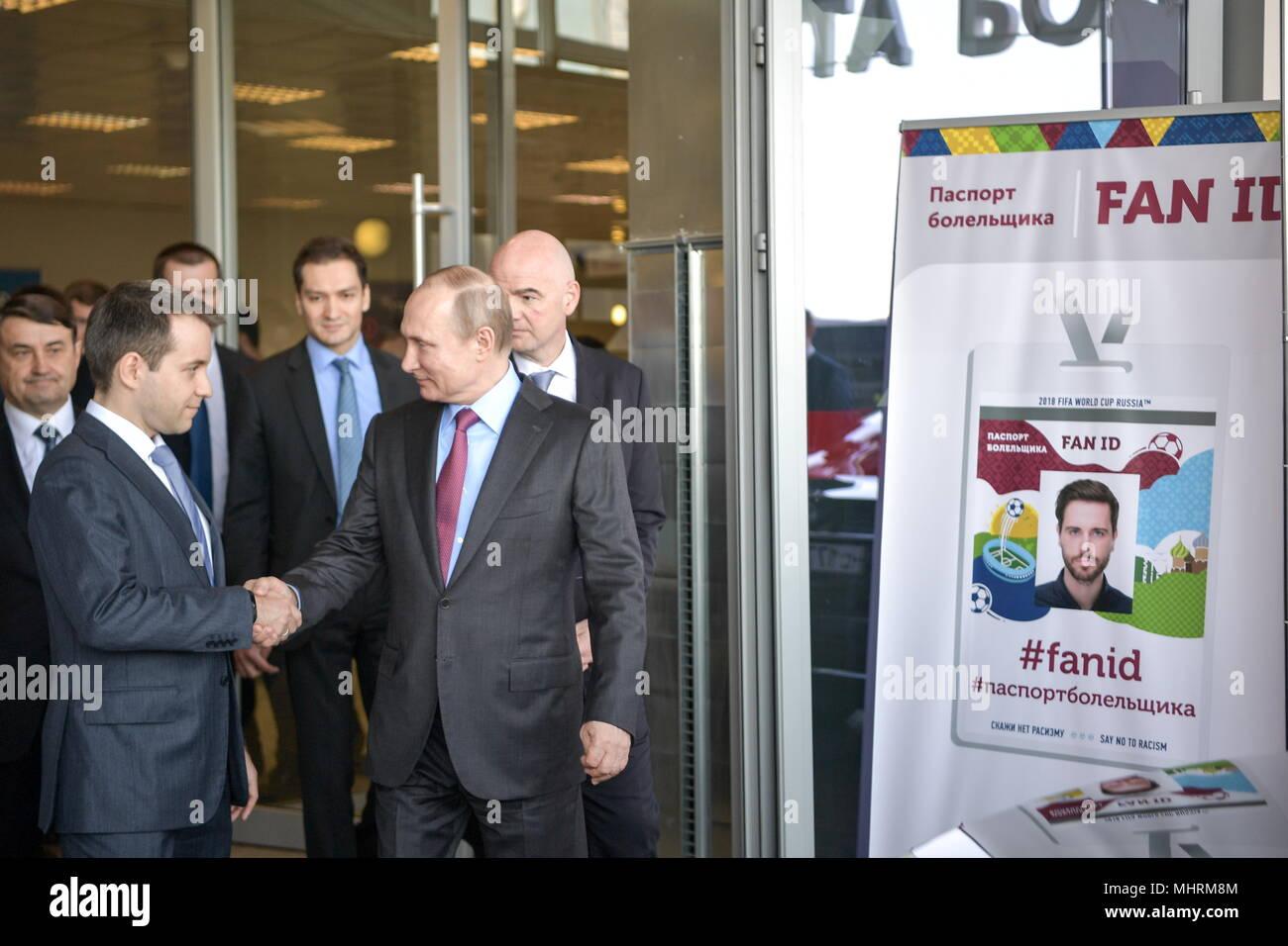 Alexej nikiforov ny ambassador