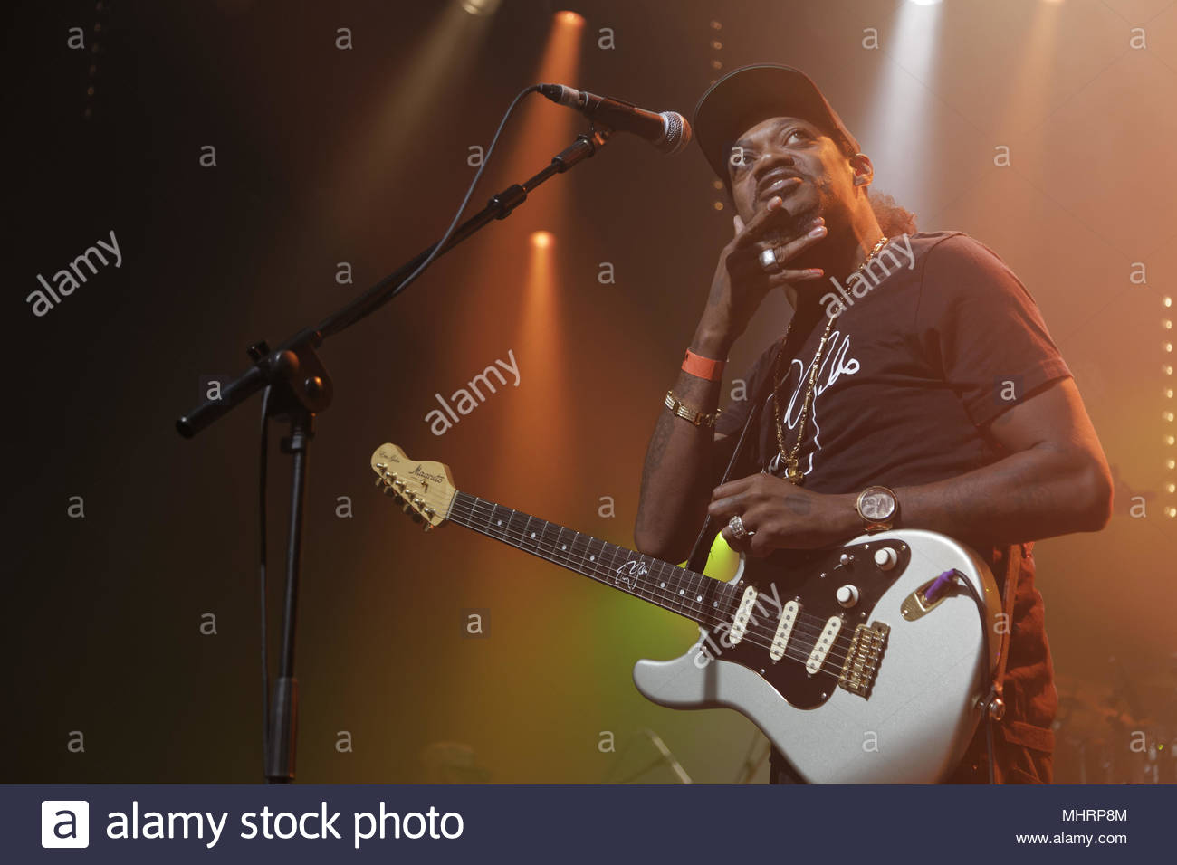 Guitarist Eric Stock Photos & Guitarist Eric Stock Images - Alamy