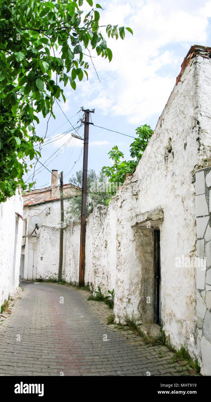 Old Mugla, Turkey - Stock Image
