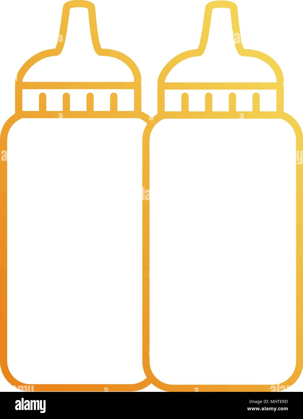 Honey Mustard Stock Vector Images Alamy Mps Whitehoney Sauce Bottles Plastic Icon