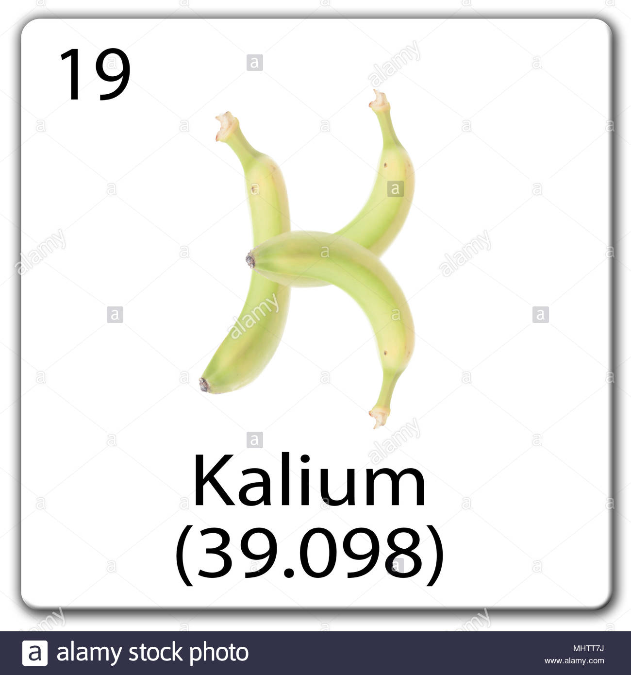 chemical element kalium with the k illustrated with banana 39 s banana 39 s are one source of kalium. Black Bedroom Furniture Sets. Home Design Ideas