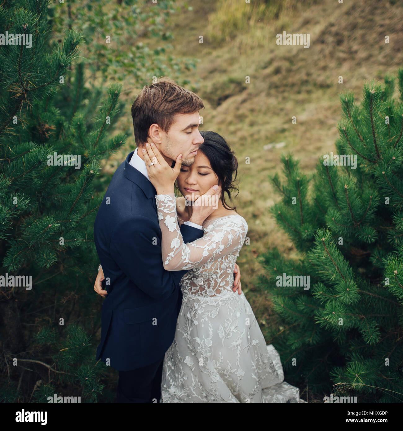 Forholdet mellem ægtefællemanden Stock-fotos-3362
