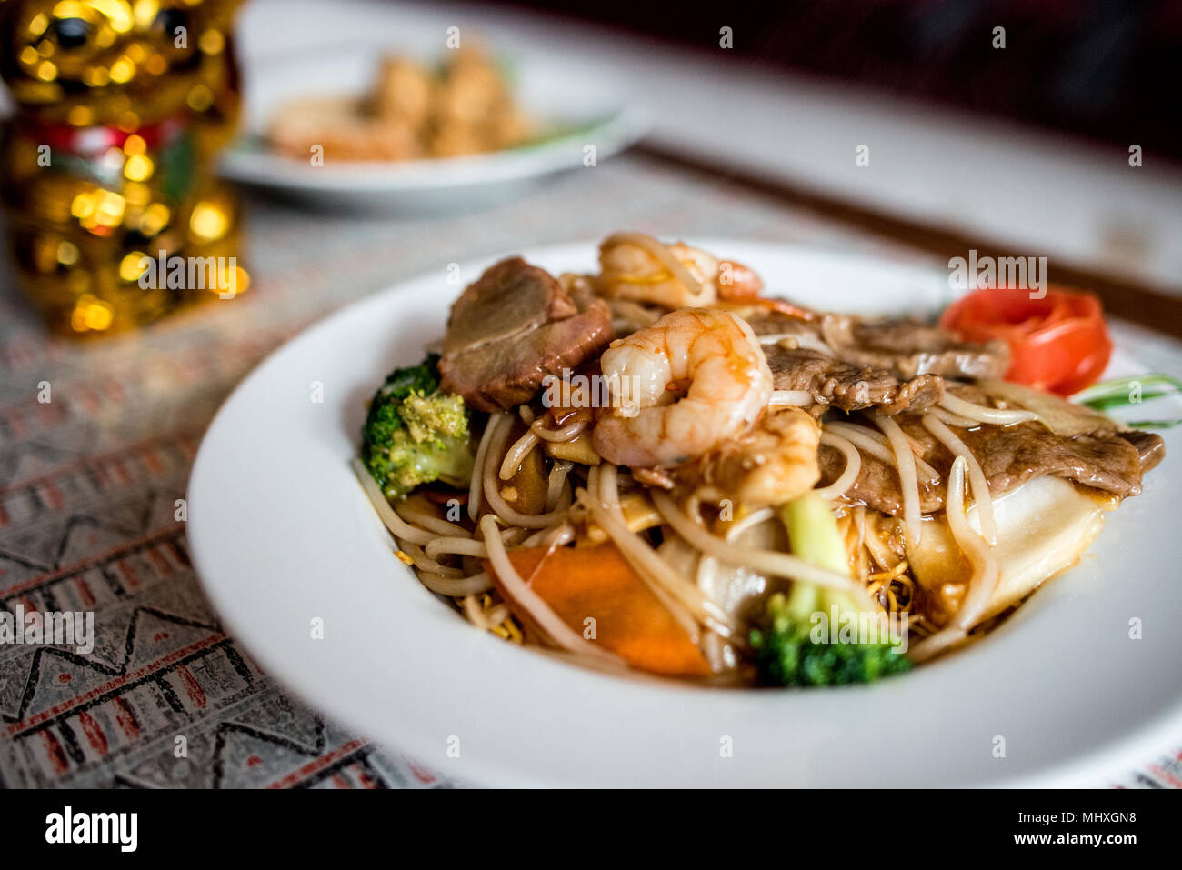 Chinese Food - Stock Image