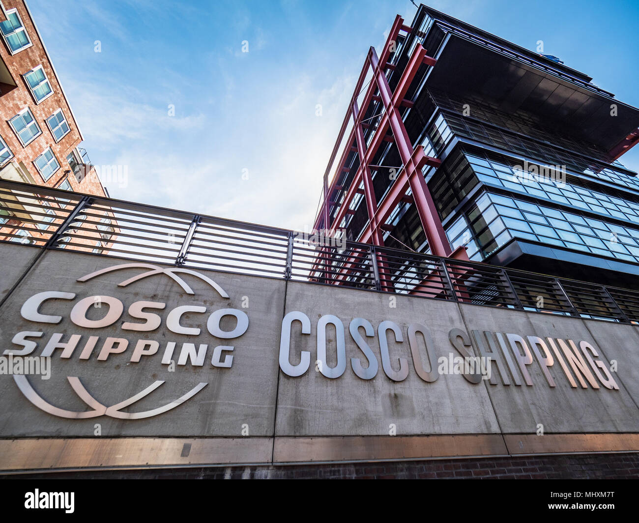 Shipping Company Stock Photos & Shipping Company Stock