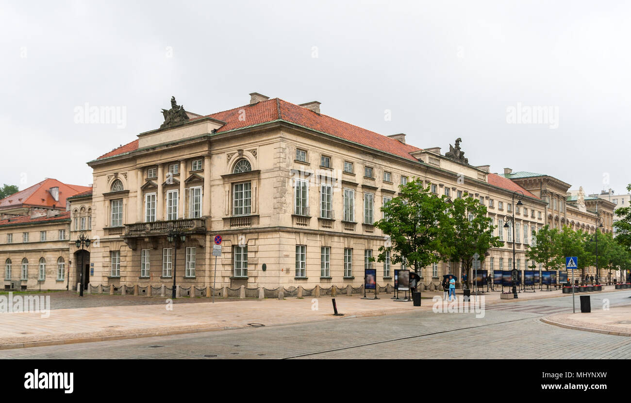 Polonicum Centre of Polish Language and Culture for Foreigners,  - Stock Image