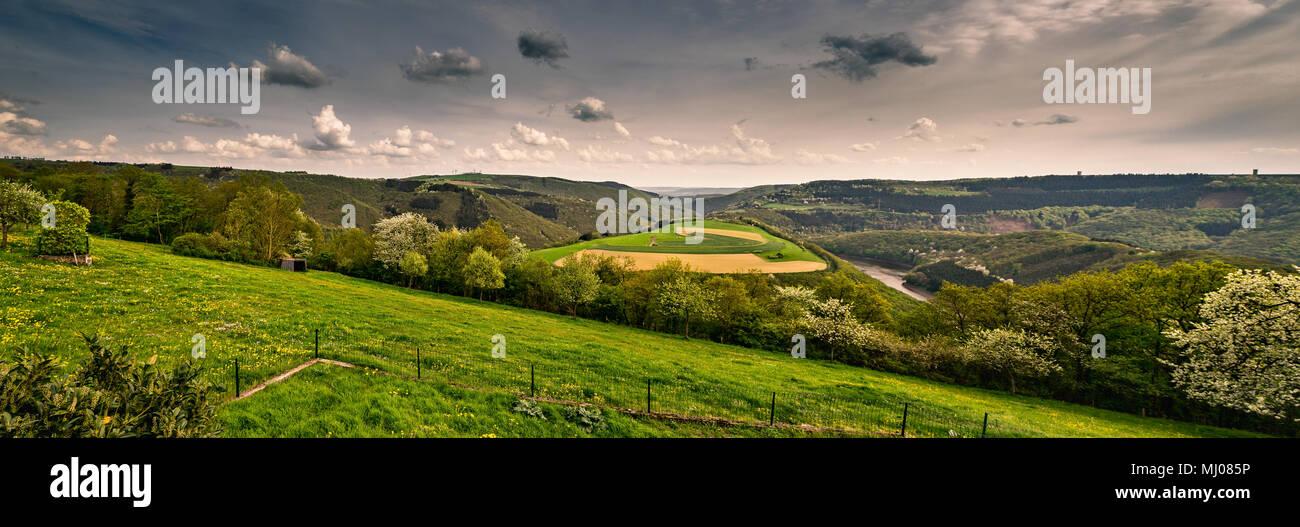 Panorama Eifel Our Stock Photo