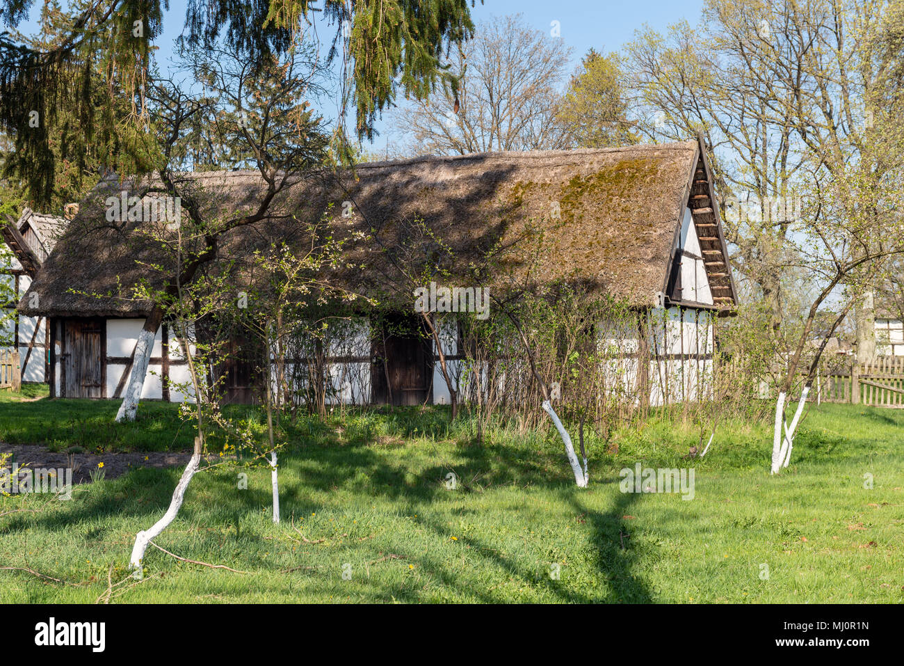 Traditional Polish House Wooden Stock Photos & Traditional ...