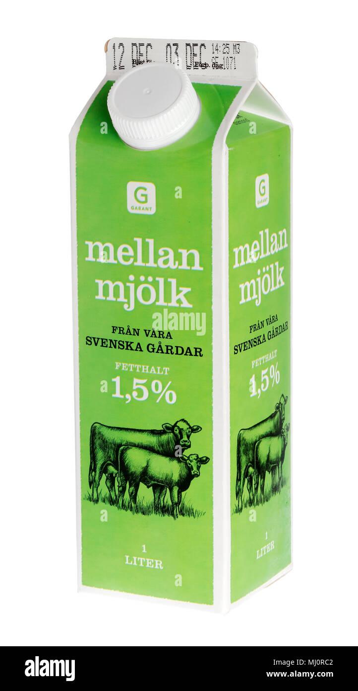 garant mjölk