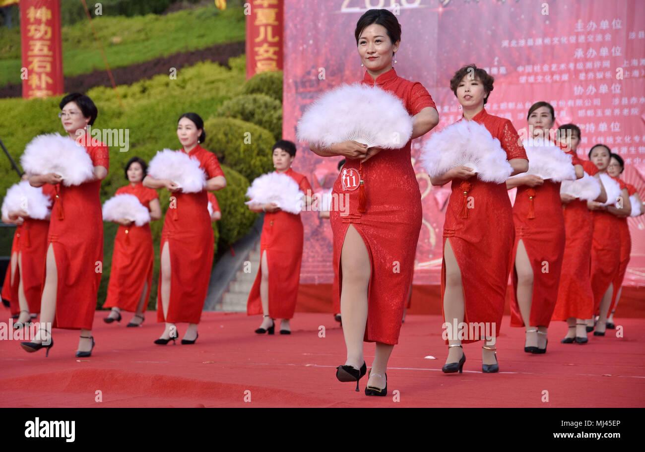 Handan, Handan, China  2nd May, 2018  Handan, CHINA-2nd May