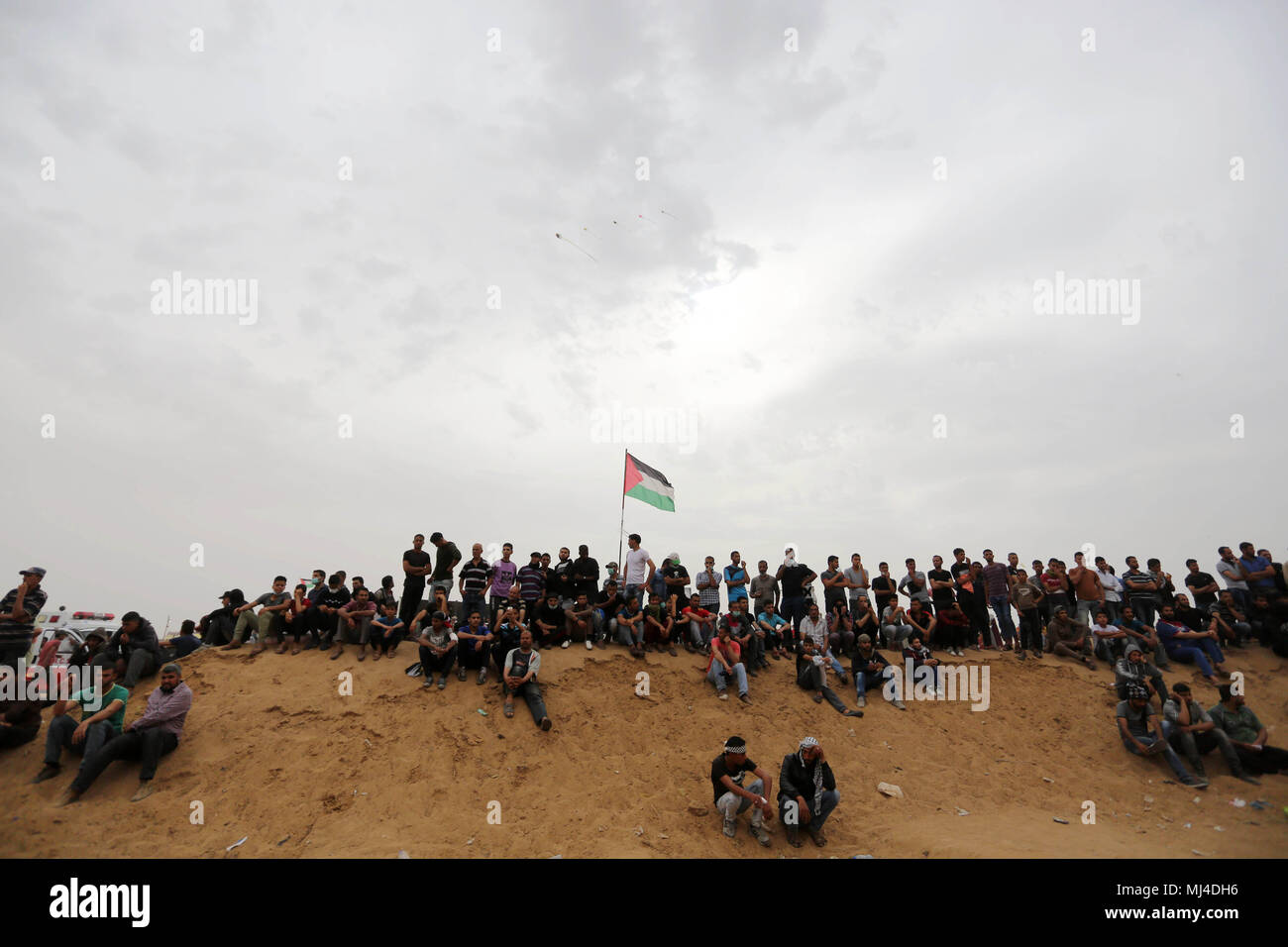 Palestinians demands of the gaza strip