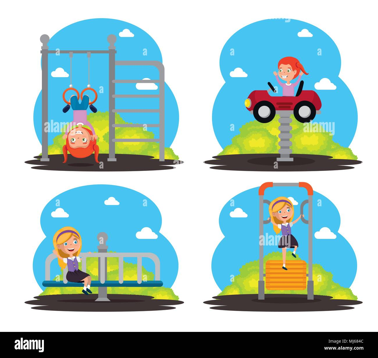 Zone Cut Out Stock Images & Pictures - Alamy