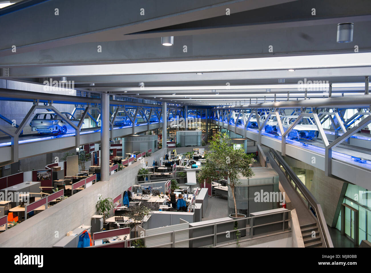 Bmw Plant Leipzig High Resolution Stock Photography And Images Alamy