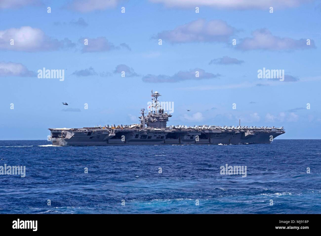 Work on carriers around the globe 82