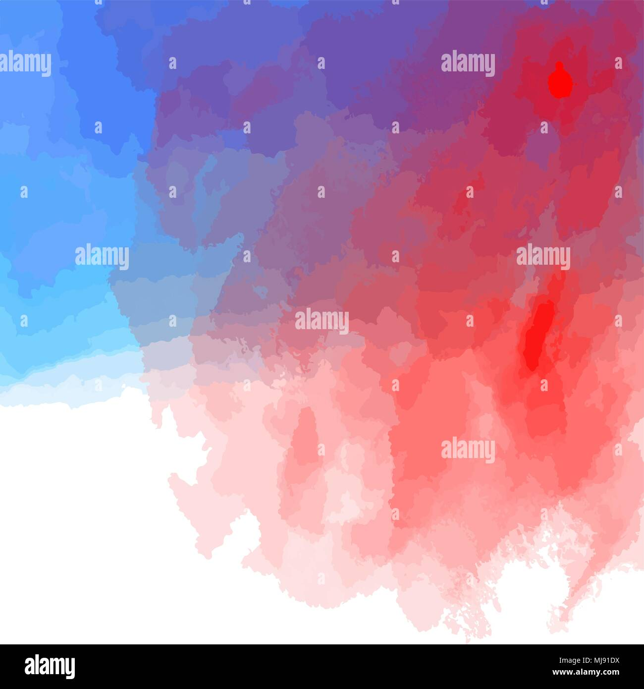 red and blue watercolor background vector concept design hand drawn digital asset stock vector image art alamy https www alamy com red and blue watercolor background vector concept design hand drawn digital asset image183366230 html