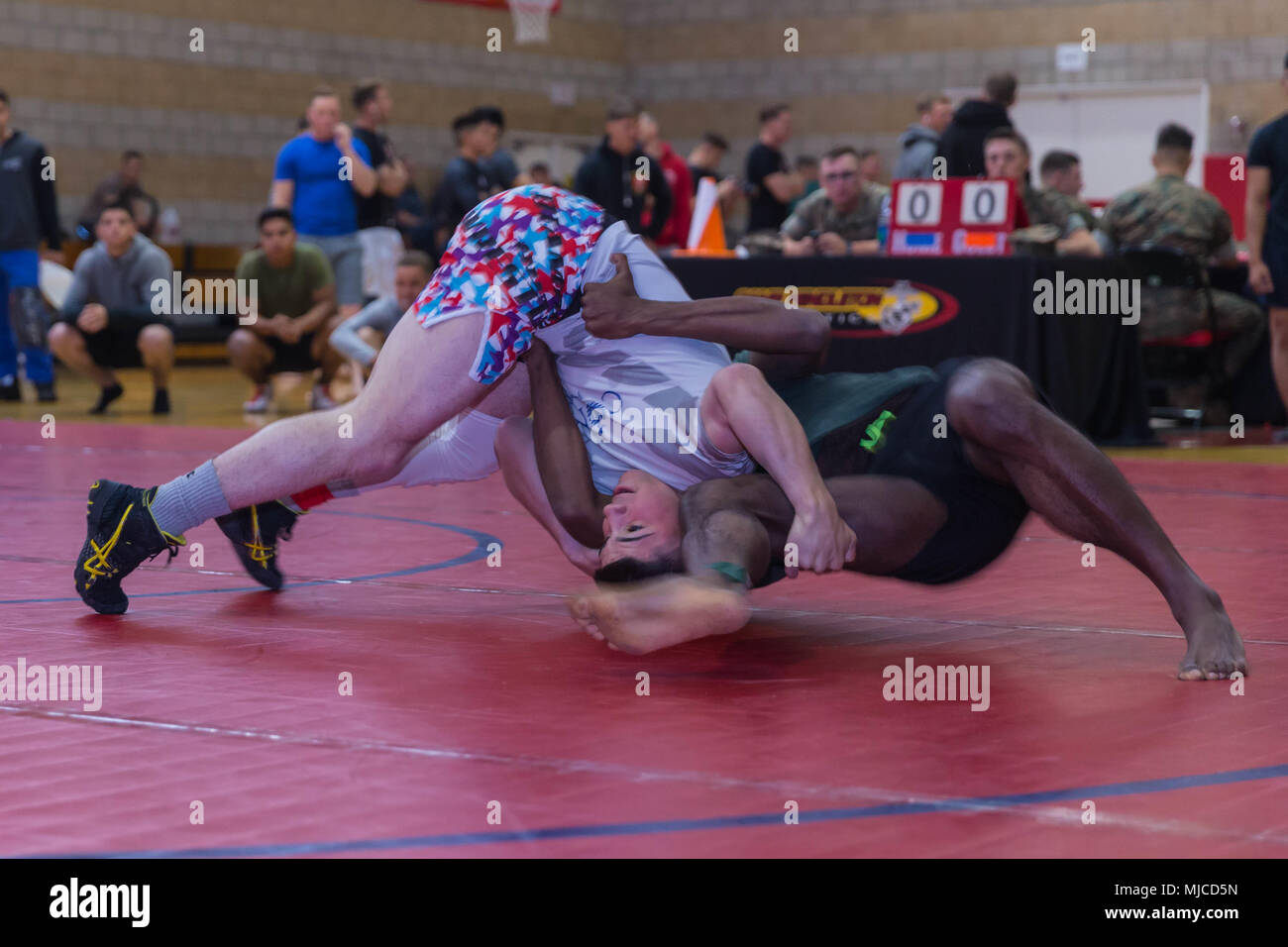 Submission Grappling Tournament Stock Photos & Submission Grappling
