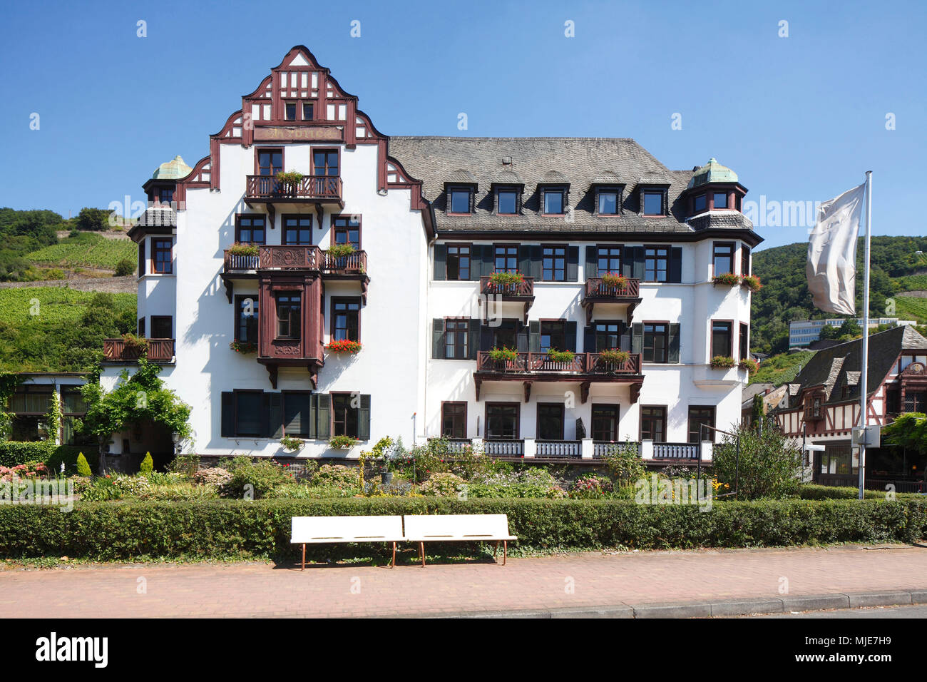 hotel krone bingen