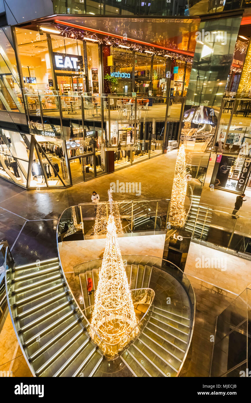 England, London, City of London, 1 New Change Shopping Centre - Stock Image
