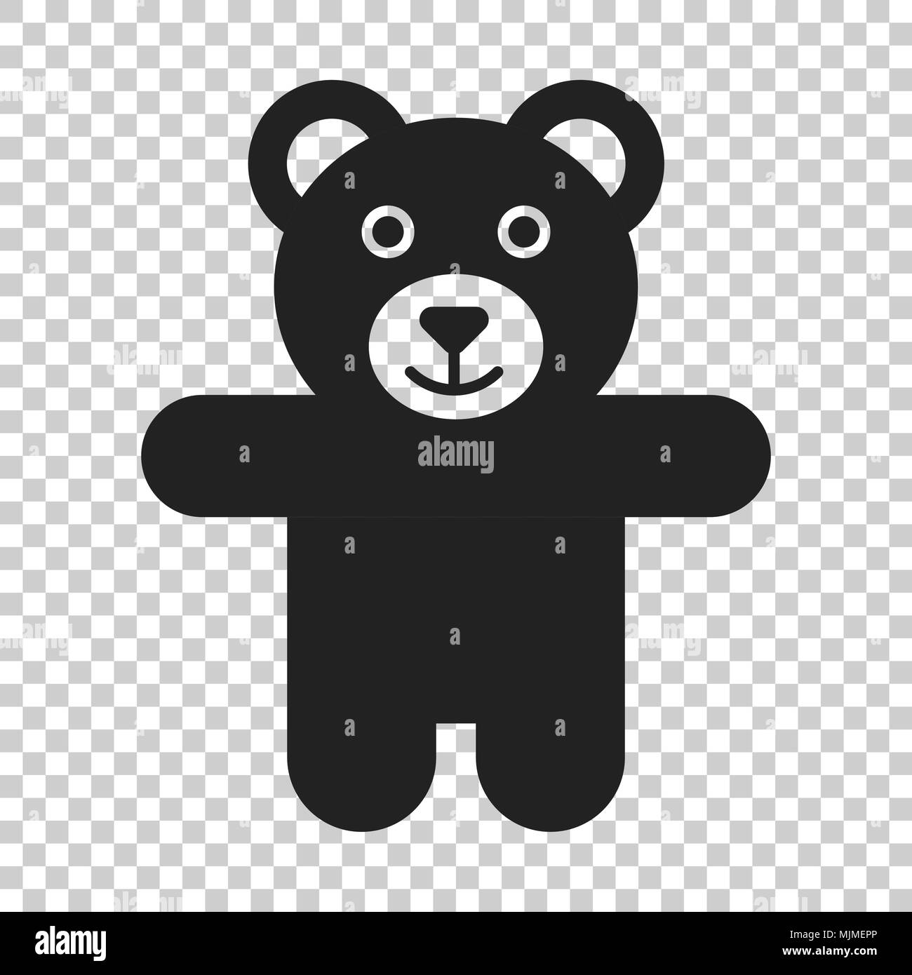 teddy bear plush toy icon vector illustration on isolated transparent background business concept bear pictogram stock vector image art alamy https www alamy com teddy bear plush toy icon vector illustration on isolated transparent background business concept bear pictogram image183618142 html