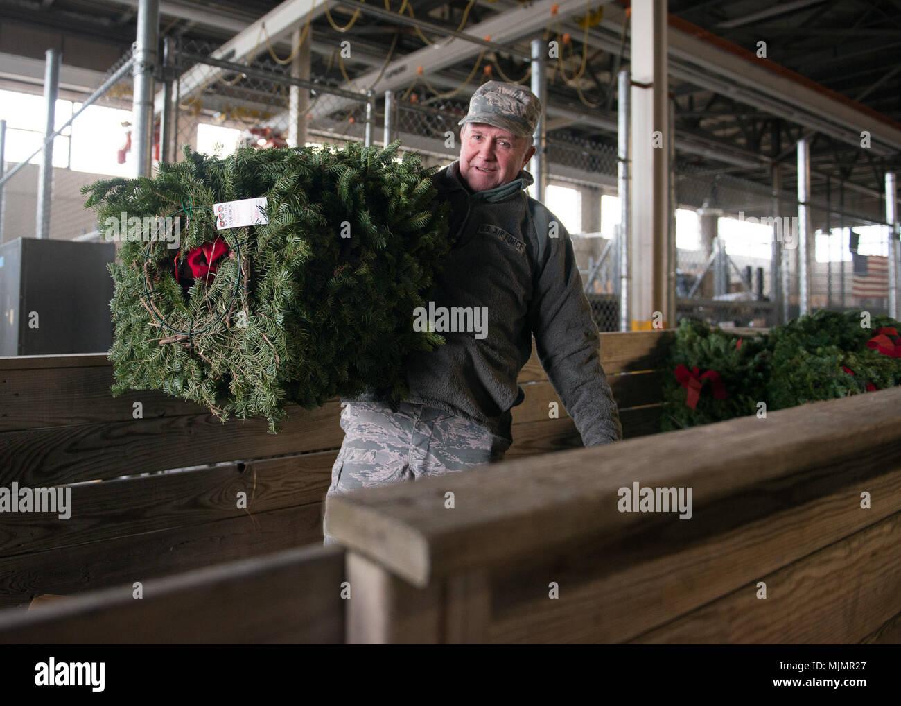 Veterans christmas trailer