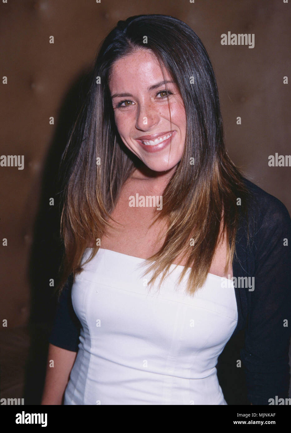 Soleil Moon Frye at TiVo Promotion --- ' Tsuni / - 'Soleil Moon Frye   Soleil Moon Frye   one person, Vertical, Best of, Hollywood Life, Event in Hollywood Life - California,  Red Carpet Event, Vertical, USA, Film Industry, Celebrities,  Photography, Bestof, Arts Culture and Entertainment, , , Topix - Stock Image