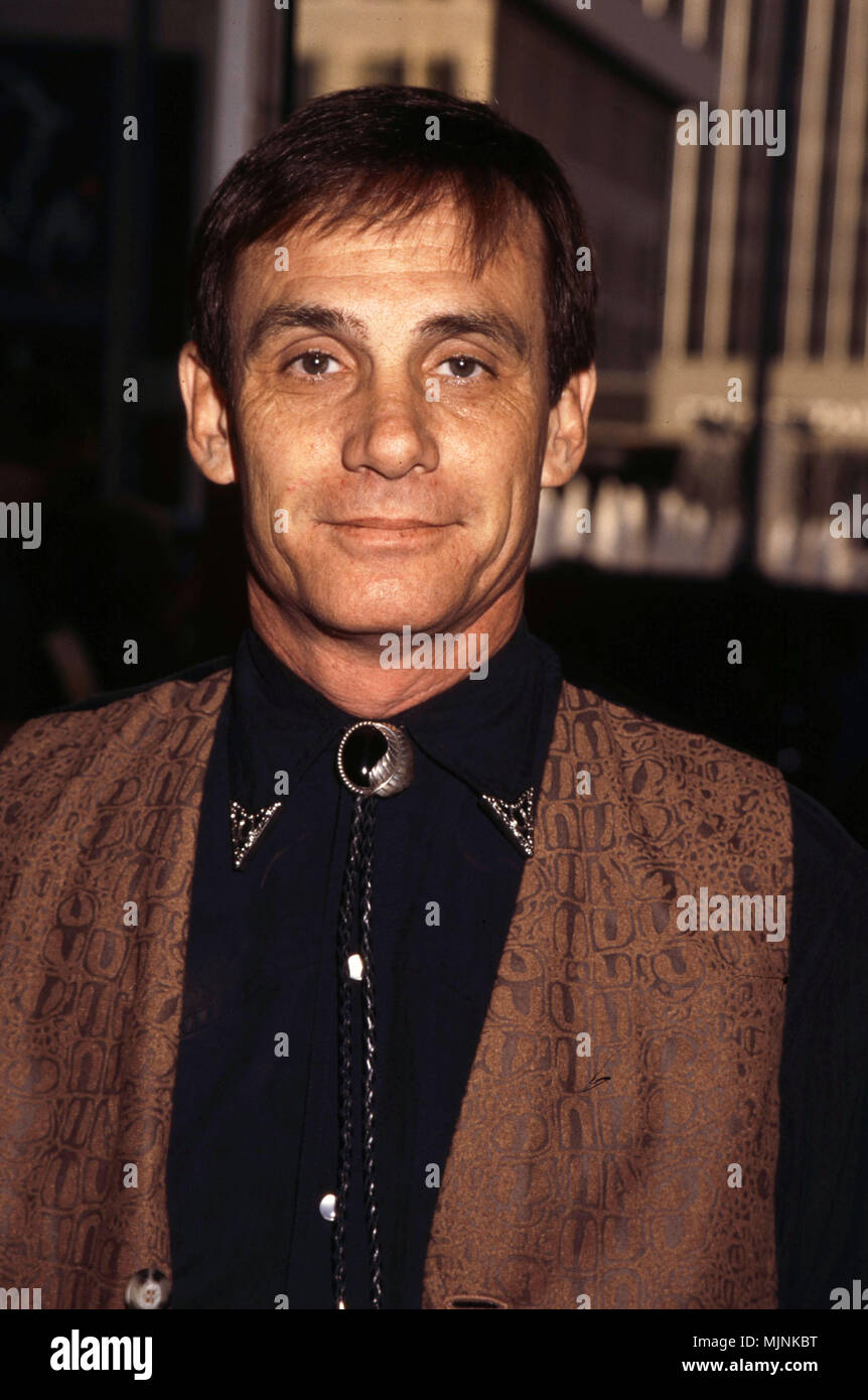 August 1995, Los Angeles, California, USA --- Original caption: 199-Los Angeles, California: Actor Steve Railsback at the Golden Boot Awards. --- ' Tsuni / - 'Steve Railsback  Steve Railsback  one person, Vertical, Best of, Hollywood Life, Event in Hollywood Life - California,  Red Carpet Event, Vertical, USA, Film Industry, Celebrities,  Photography, Bestof, Arts Culture and Entertainment, , , Topix - Stock Image