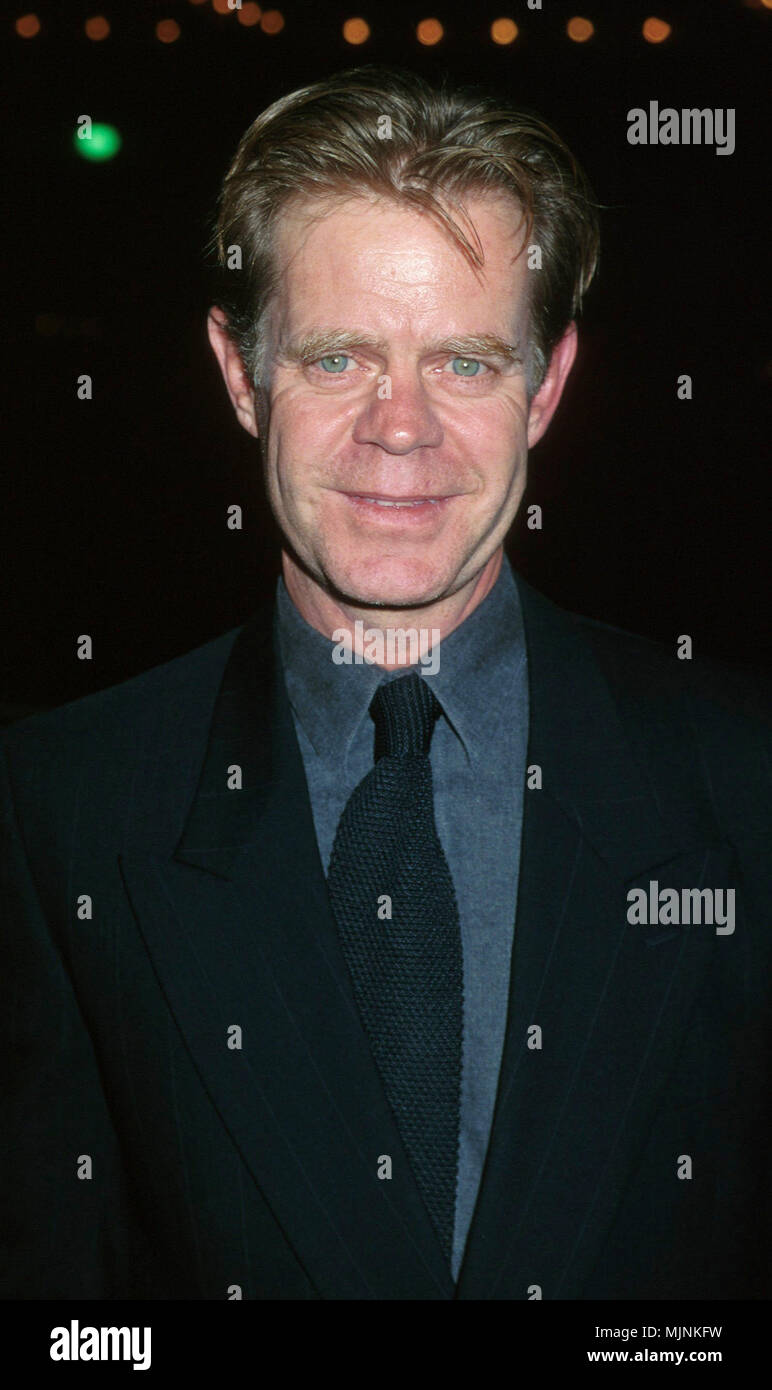 Portrait of William H. Macy --- ' Tsuni / - 'William H. Macy   William H. Macy   one person, Vertical, Best of, Hollywood Life, Event in Hollywood Life - California,  Red Carpet Event, Vertical, USA, Film Industry, Celebrities,  Photography, Bestof, Arts Culture and Entertainment, , , Topix - Stock Image