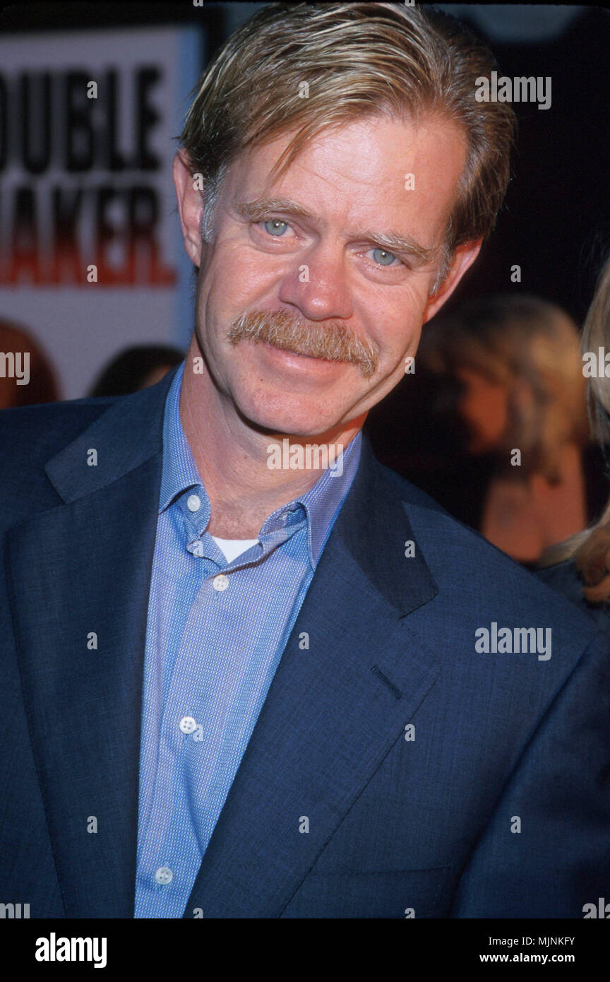 Portrait of William H. Macy --- ' Tsuni / - 'William H. MacyA William H. MacyA one person, Vertical, Best of, Hollywood Life, Event in Hollywood Life - California,  Red Carpet Event, Vertical, USA, Film Industry, Celebrities,  Photography, Bestof, Arts Culture and Entertainment, , , Topix - Stock Image