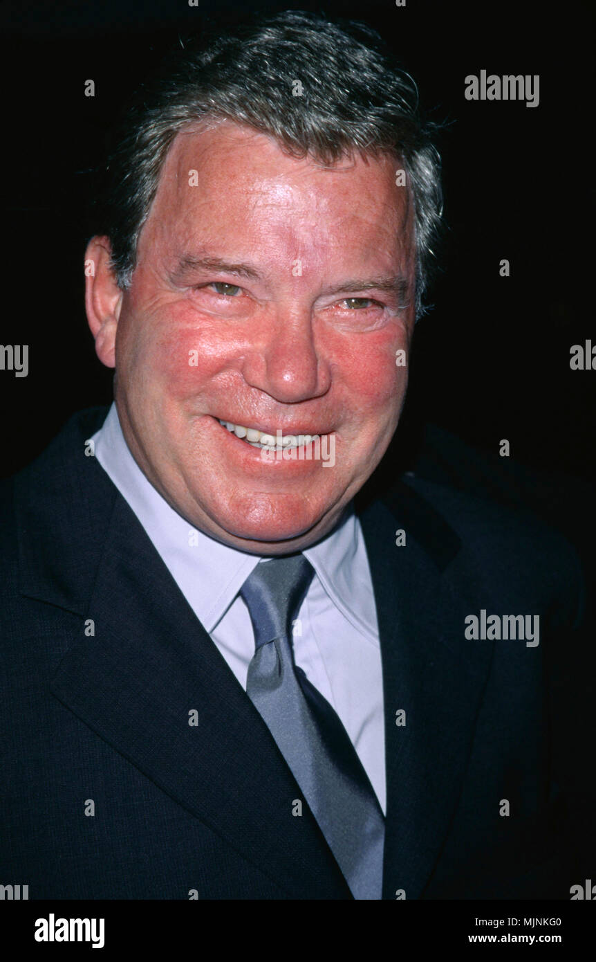 Portrait of William Shatner --- ' Tsuni / - 'William Shatner William Shatner one person, Vertical, Best of, Hollywood Life, Event in Hollywood Life - California,  Red Carpet Event, Vertical, USA, Film Industry, Celebrities,  Photography, Bestof, Arts Culture and Entertainment, , , Topix - Stock Image