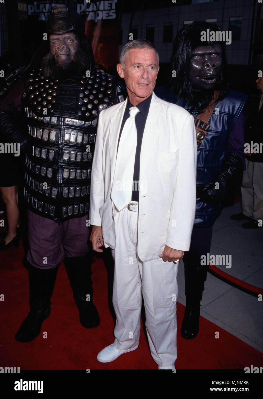 Roddy Mcdowell --- ' Tsuni / USA 'Roddy Mcdowell  Roddy Mcdowell  Celebrities fashion / Full length from the Red Carpet-1994-2000, one person, Vertical, Best of, Hollywood Life, one person, Vertical, Best of, Hollywood Life, Event in Hollywood Life - California,  Red Carpet Event, Vertical, USA, Film Industry, Celebrities,  Photography, Bestof, Arts Culture and Entertainment, , , Topix - Stock Image
