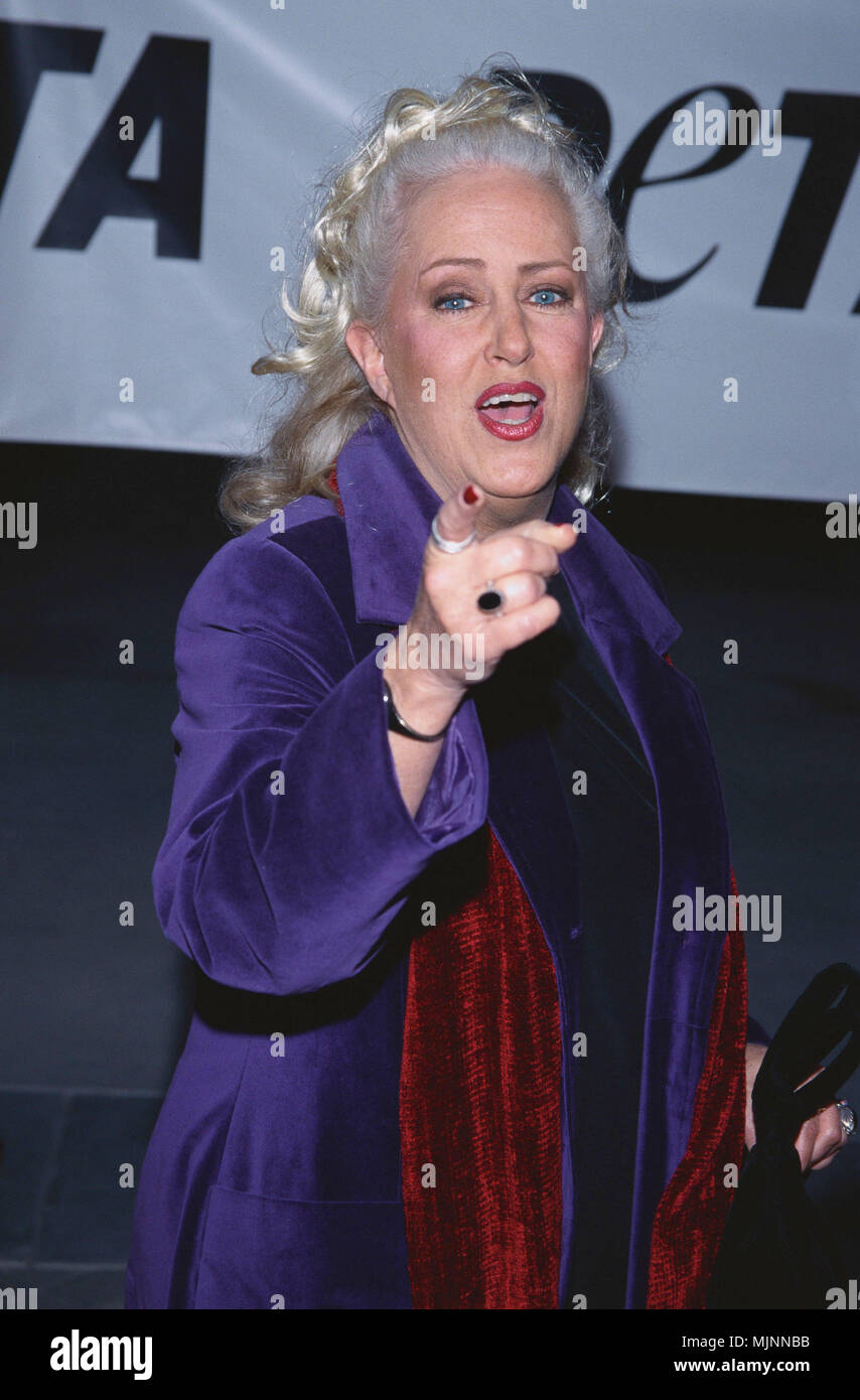 Grace Slick Pointing at Camera --- ' Tsuni / USA 'Grace Slick Grace Slick Celebrities fashion / Three Quarters from the Red Carpet-1994-2000, one person, Vertical, Best of, Hollywood Life, Event in Hollywood Life - California,  Red Carpet Event, Vertical, USA, Film Industry, Celebrities,  Photography, Bestof, Arts Culture and Entertainment, , , Topix  Grace Slick Event in Hollywood Life - California,  Red Carpet Event, Vertical, USA, Film Industry, Celebrities,  Photography, Bestof, Arts Culture and Entertainment, , , Topix  Celebrities fashion / Three Quarters from the Red Carpet-1994-2000, o - Stock Image