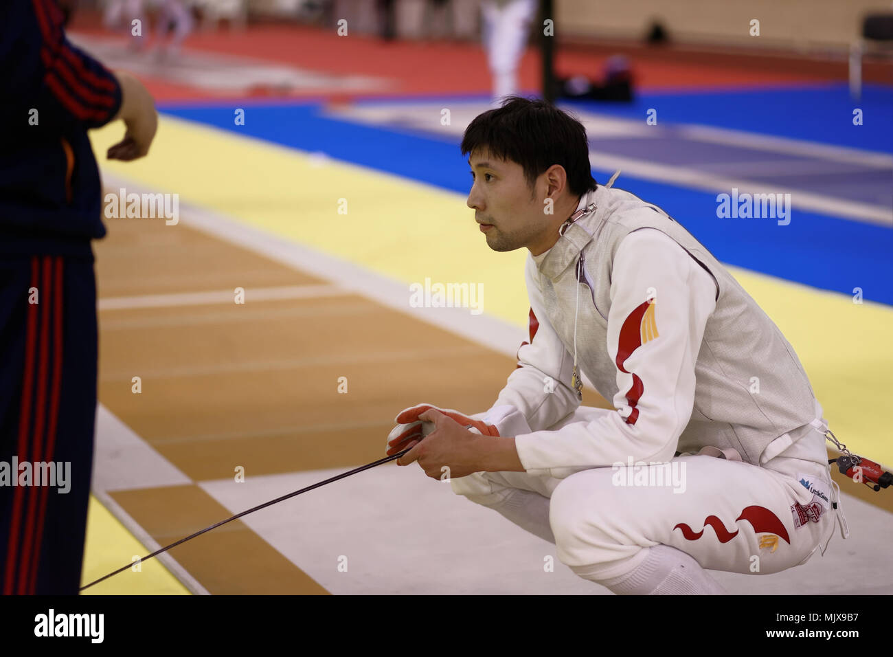 Popular China World Cup 2018 - st-petersburg-russia-may-4-2018-chen-li-china-in-first-competition-day-of-fencing-world-cup-saint-petersburg-foil-this-annual-tournament-is-ho-MJX9B7  Image_46266 .jpg