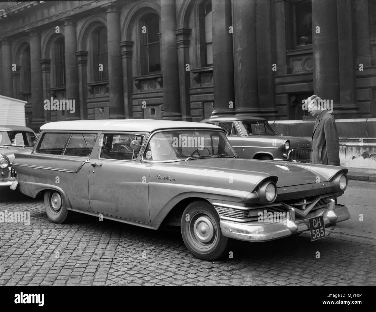 Ford Station Wagon Stock Photos & Ford Station Wagon Stock