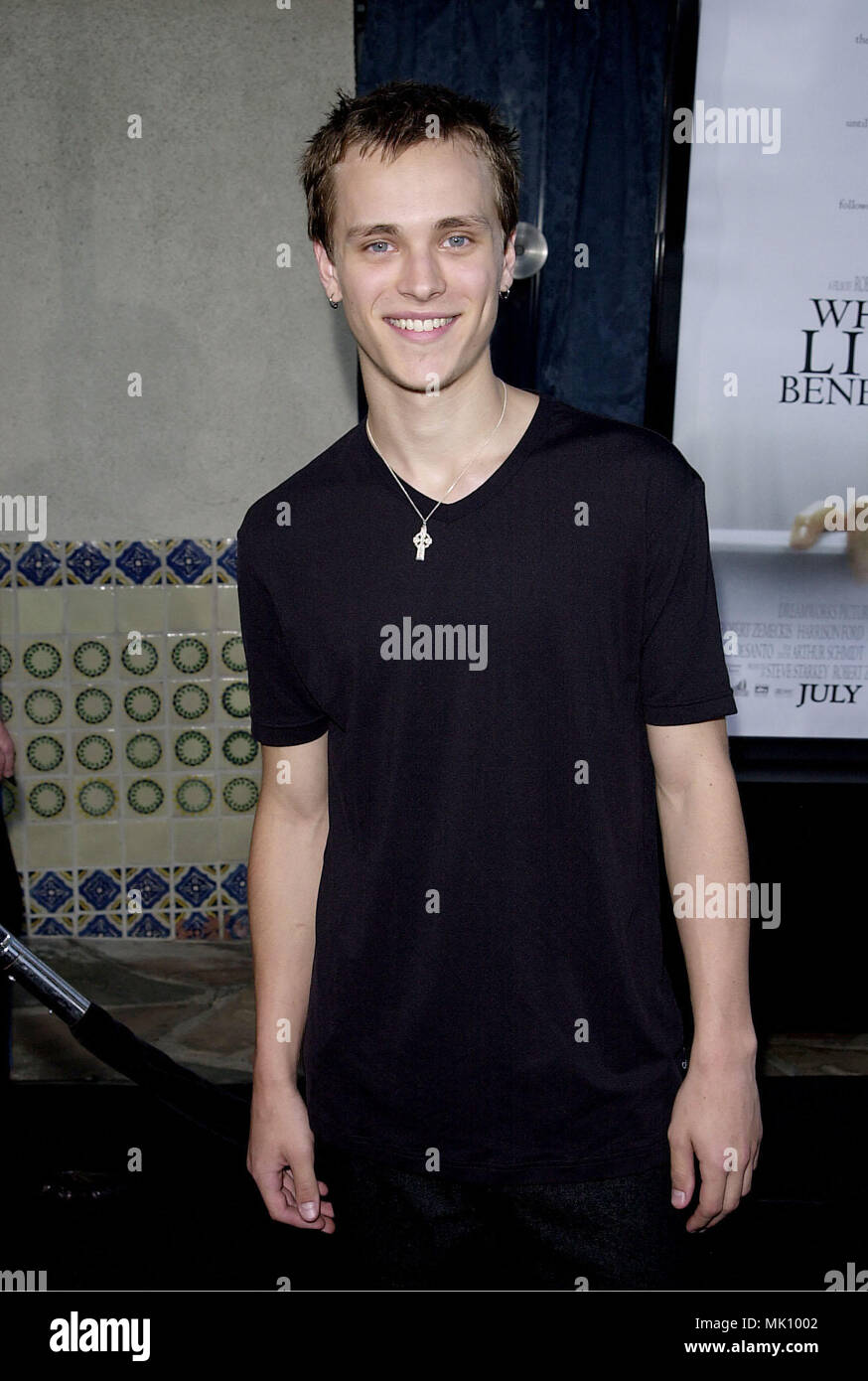 Jonathan Jackson Red Carpet Event High Resolution Stock Photography And Images Alamy